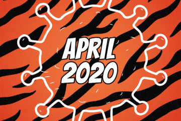 Ian Fox - April 2020