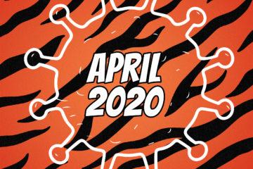 Ian Fox - April 2020